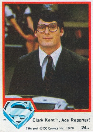 Clark Kent Ace Reporter Always Archives a recording with his transcription