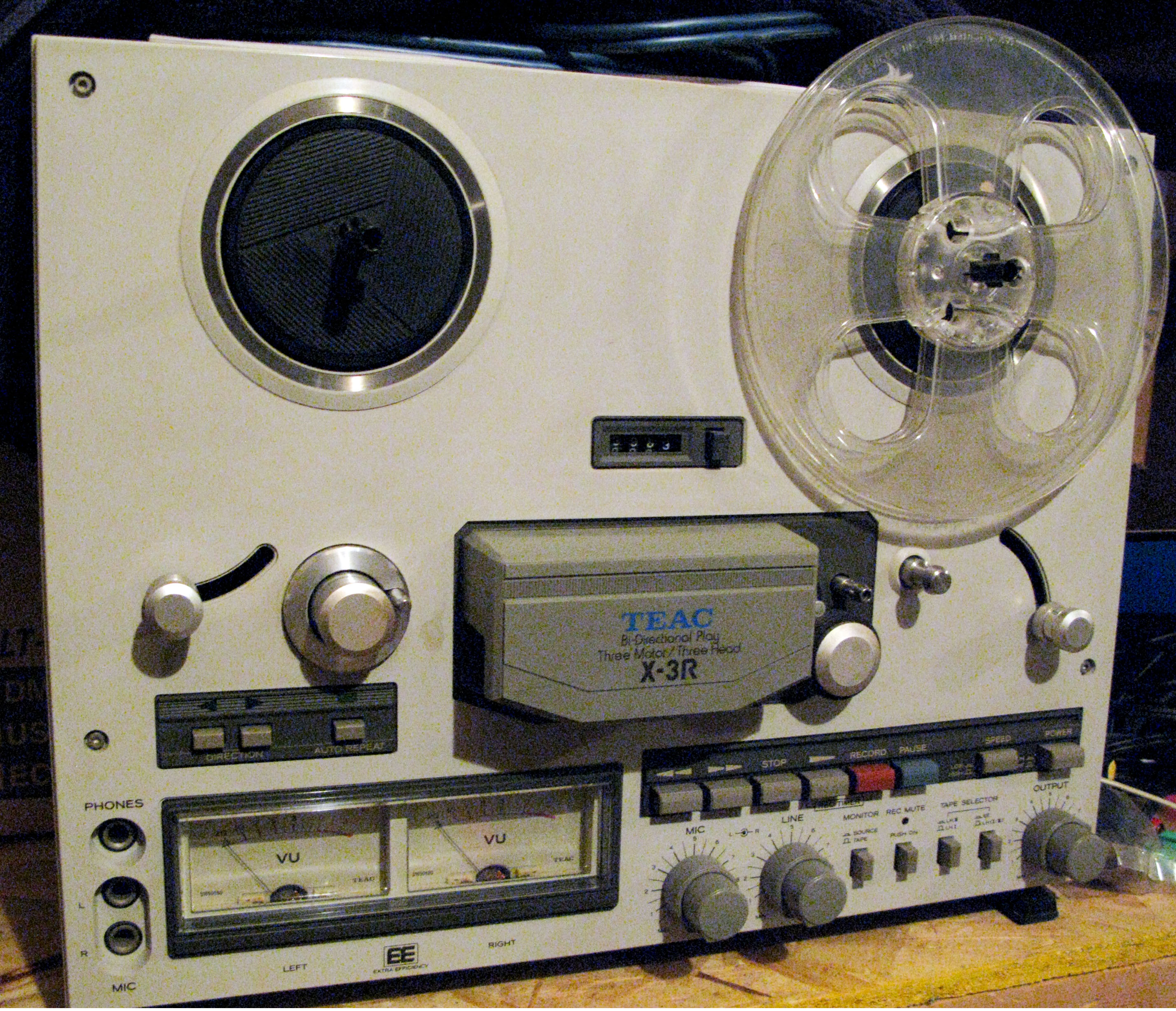 Old Reel-to-Reel Tape Recorders --- Do You Have One? on
