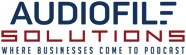 AudioFile Solutions Logo