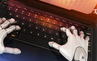 automated transcription services